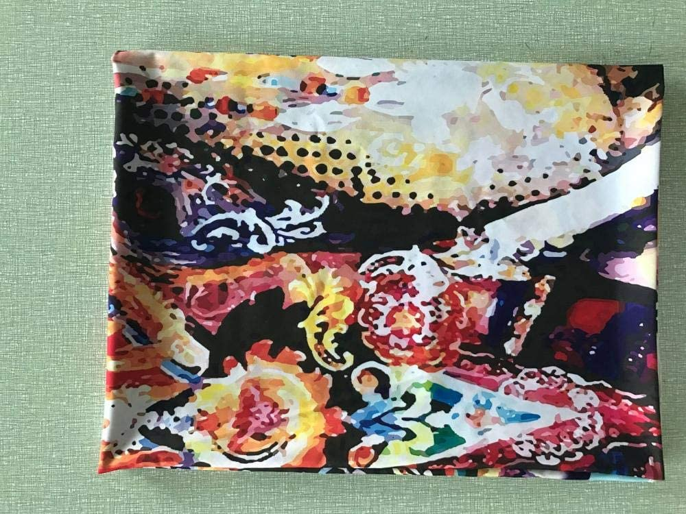 MTDSWHNDQRJ Yin Yang Mandala Indien Or Noir Tapisserie Multifonction Murale Tenture Plage Nappe Chambre Salon TV Wall Hangings Fond Boh/émien Home Mur D/écorations pour Dortoir,100x150cm 39x59IN