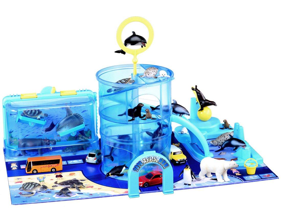 Ania Spielset berauschend splash Aquarium