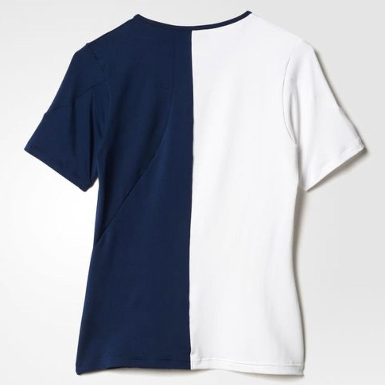 adidas Stella McCartney Womens Barricade Tennis T-Shirt