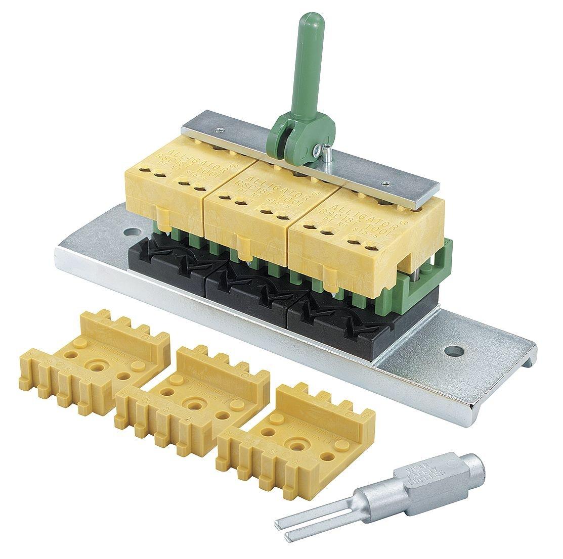 Box of 4 Sets Flexco 7-24 Alligator Belt Lacing