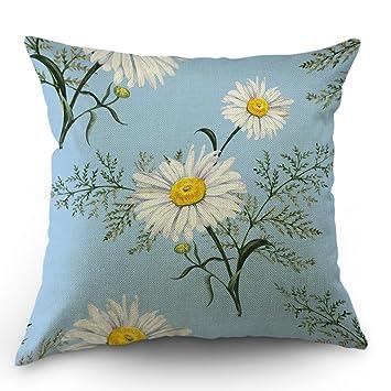 Amazon.com: Moslion - Funda de almohada con diseño de ...