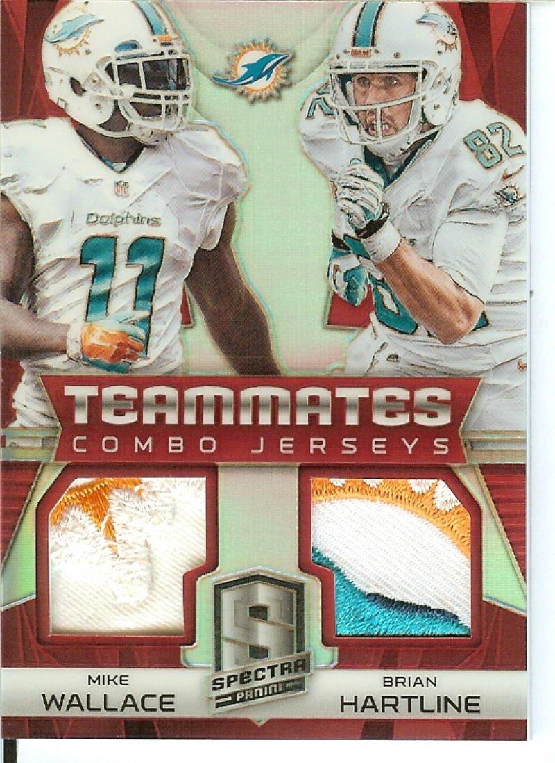 super popular 00d40 f1574 Amazon.com : Football NFL 2014 Spectra Teammates Combo ...