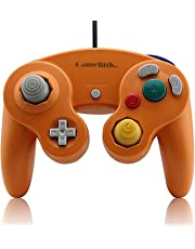 Childhood Verdrahtung Retro Stil Joystick USB Treiber für NGC PC Mac Orange