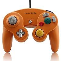 Childhood Verdrahtung Retro Stil Joystick USB Treiber für NGC PC Mac Orange