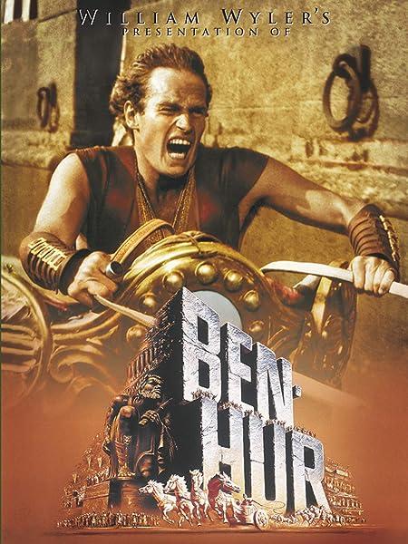 【映画】大迫力の戦車レースと壮大な人間ドラマ – 「ベン・ハー Ben-Hur(1959)」