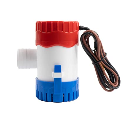 US STOCK SEAFLO 12V Boat Automatic Submersible Bilge Water Pump 750GPH Quality