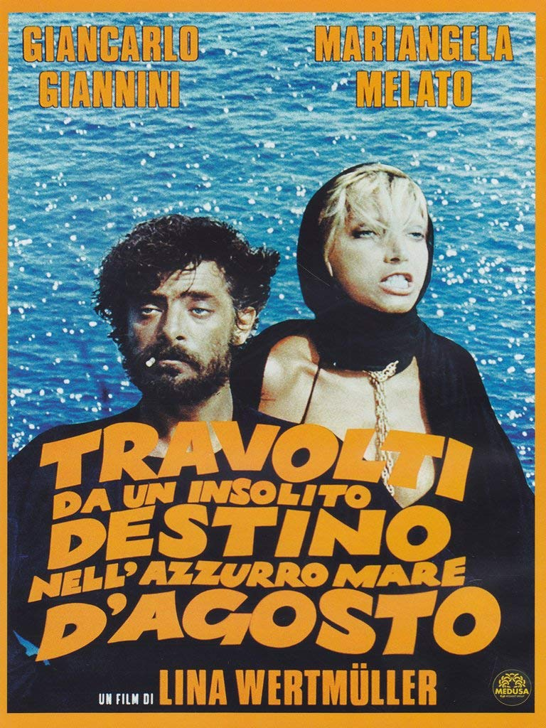 Travolti Da Un Insolito Destino: Amazon.it: Giannini,Melato ...
