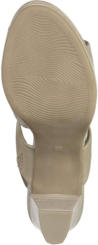 MARCO Grau TOZZI 2-28342-28 Damen Sandalen Grau MARCO 65685c