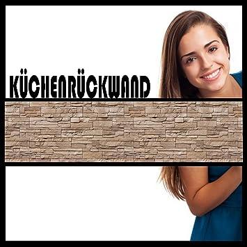 Kuchenruckwand Premium Hart Pvc 0 4 Mm Selbstklebend Spritzschutz