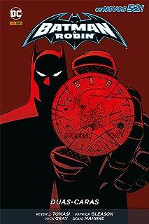 Batman e Robin. Duas-Caras