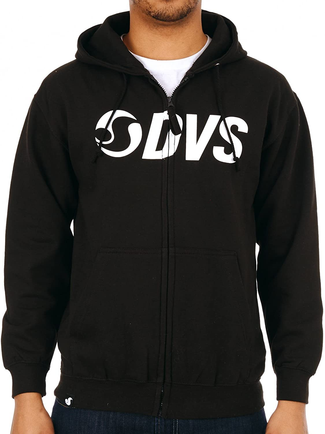DVS Schuhes Sweatshirt  Action Screen Zip BK