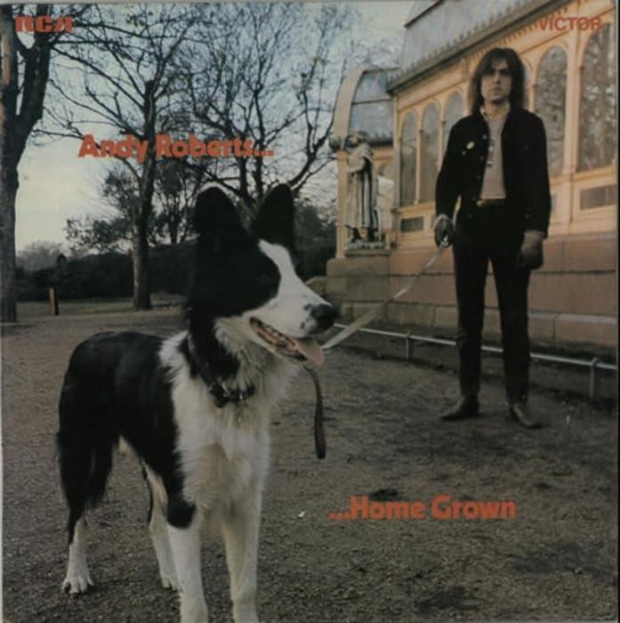 Top 5 Andy Roberts Home Grown Vinyl