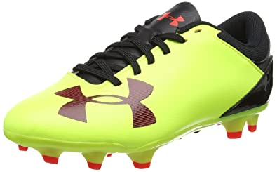 8816110e6168 Under Armour Boys' Ua B Spotlight Dl Fg Jr Football Boots: Amazon.co ...