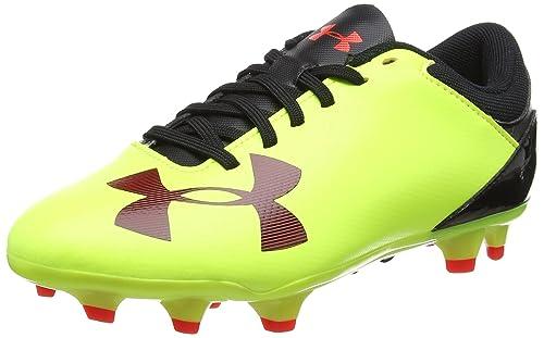 2b9a87e957a Under Armour UA B Spotlight DL FG Jr, Botas de fútbol para Niños:  Amazon.es: Zapatos y complementos