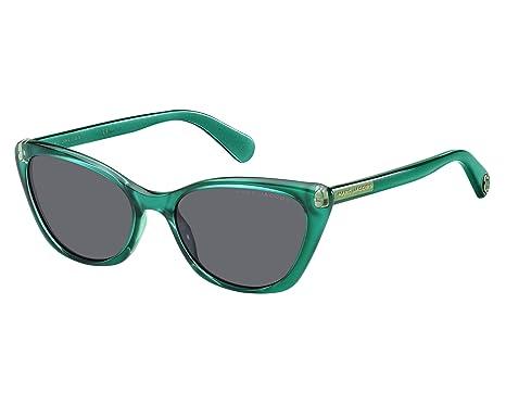 Amazon.com: Gafas de sol Marc Jacobs 362/S 01ED verde/IR ...