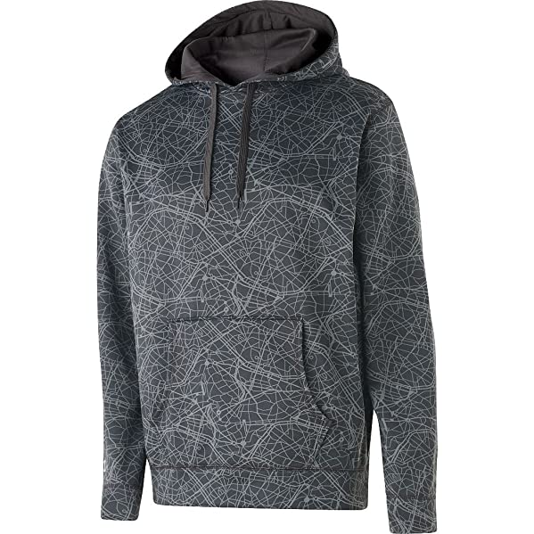 8c349af6e5 Men's Complex Hoodie Holloway Sportswear at Amazon Men's Clothing store:
