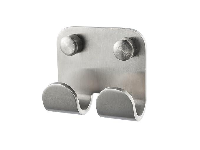 Haceka IXI Pack de Embellecedor Tornillos, Metal, Gris, 1.04x1.04x1.04 cm, 12 Unidades