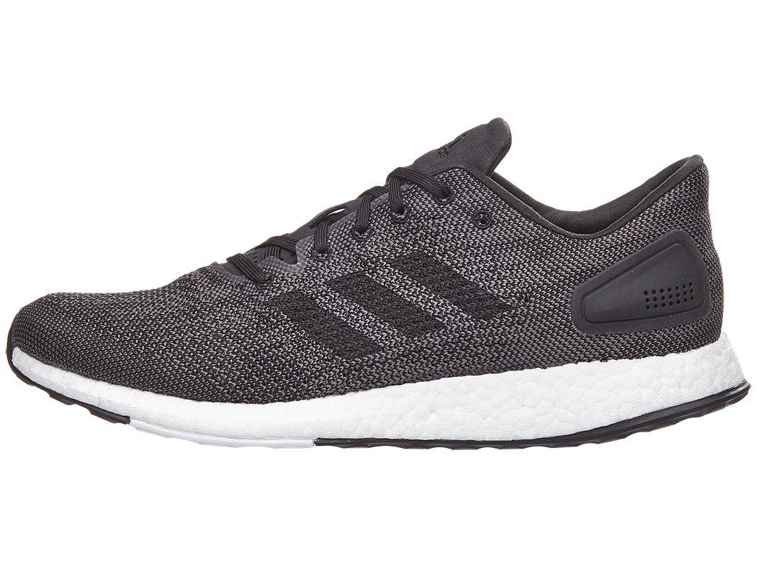 adidas Pureboost DPR Shoe Men's Running B078LM39HL 14 D(M) US|Dark Grey Solid-white-core Black