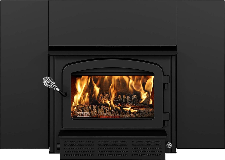 Drolet Escape 1500 DB03137- Best Indoor Wood Furnace 2021