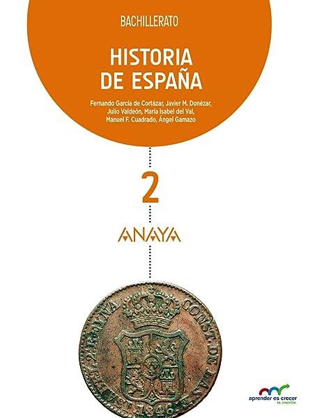 Historia de España 2. Aprender es crecer en conexión ...
