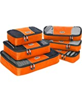 eBags Packing Cubes - 6pc Value Set