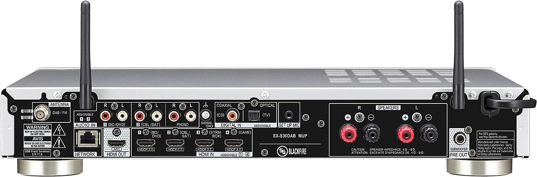 Pioneer SX-S30DAB, Receptor Estéreo, Inalámbrico y alámbrico ...