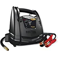 Schumacher SJ1331 800 Amp Portable Power Jump Starter with 150 PSI Air Compressor and 12V DC/USB Power