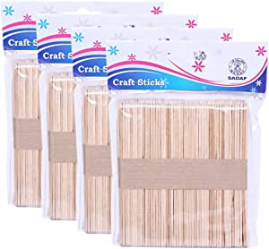Sadaf Sticks, SDF-W114 Arts and Crafts ( Set of 4)