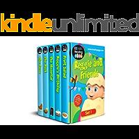 Reggie and Friends Box Set 1: 5 Great Reggie and Friends Adventures