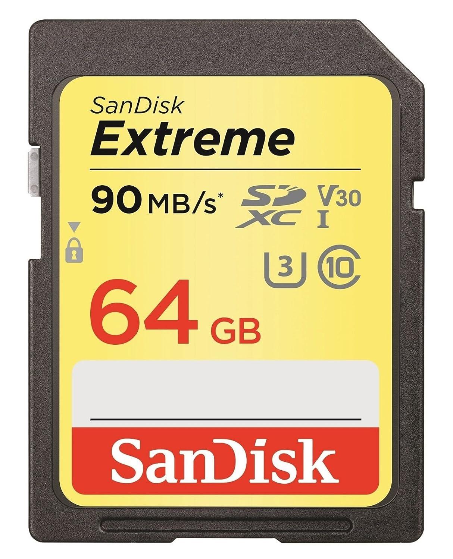 SanDisk Extreme Pro SD UHS-II - Dispositivo de Lectura/Escritura de Tarjetas USB-C + Tarjeta de Memoria SDHC de 64 GB