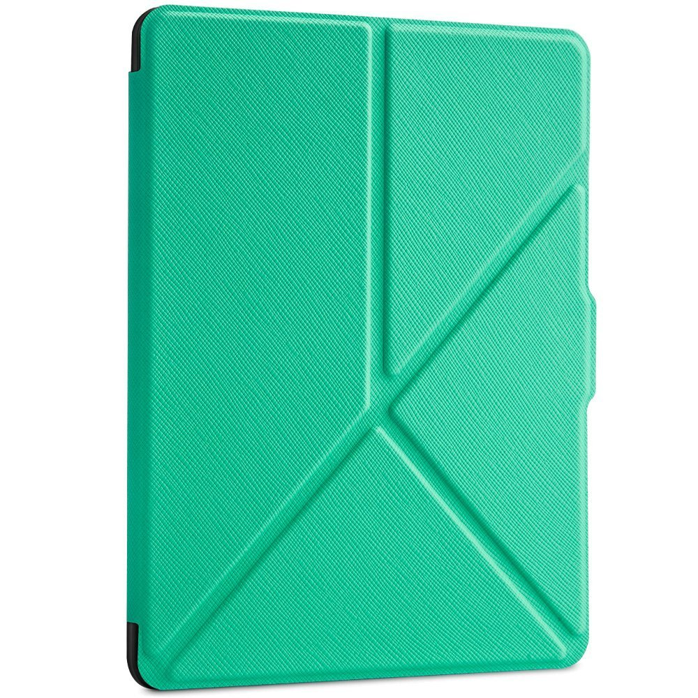 Ayotu Case for Kindle Voyage E-reader Auto Wake and Sleep Smart Protective Cover Folding Case, For 2014 Kindle Voyage Case Folding Series Stand Sleeve Protective KV-10 Mint Green