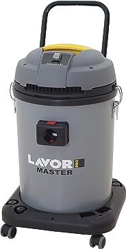 Aspirador Master 1.50 Plástico 127V, Lavor, B8.201.0103 B8.201.0103, Cinza, Grande