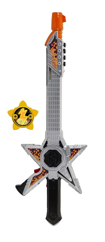 Power Rangers Super Ninja Steel - DX Rockstorm Guitar ...