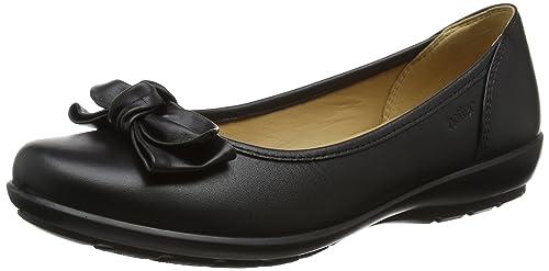 4fd35932433 Hotter Women s s Jewel EXF Ballet Flats  Amazon.co.uk  Shoes   Bags