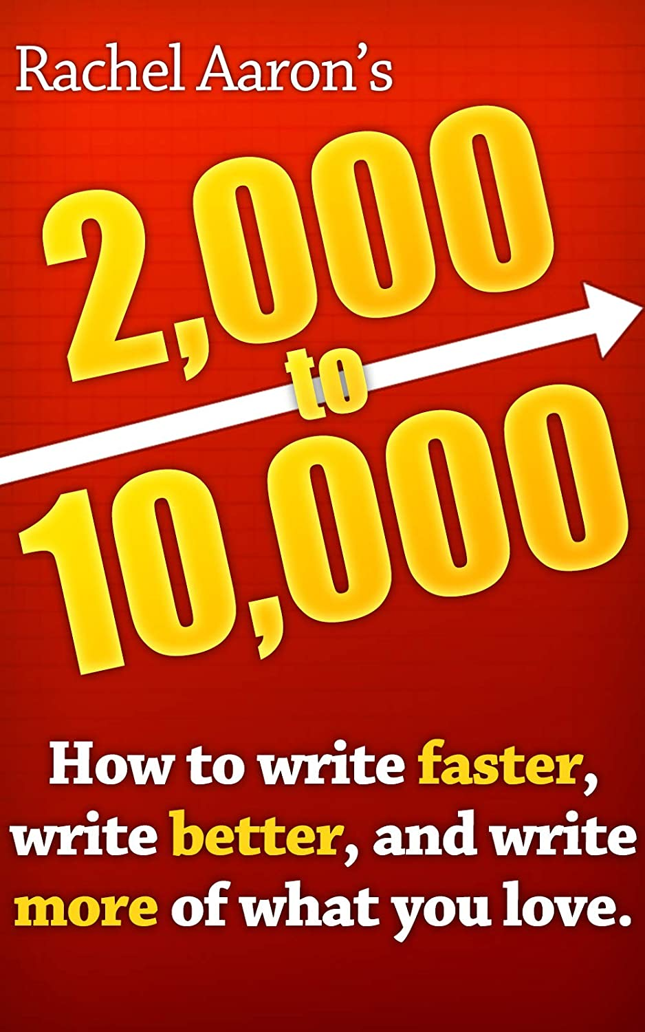 2k to 10k: Writing Faster, Writing Better, and Writing More of ...
