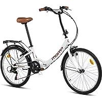 Moma Bikes Top Class 2 Bicicleta, Adultos Unisex, Talla única