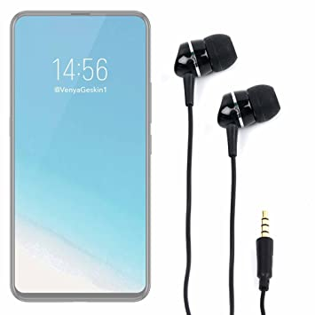 DURAGADGET Auriculares para Smartphone Vivo NEX S, Vivo NEX A ...