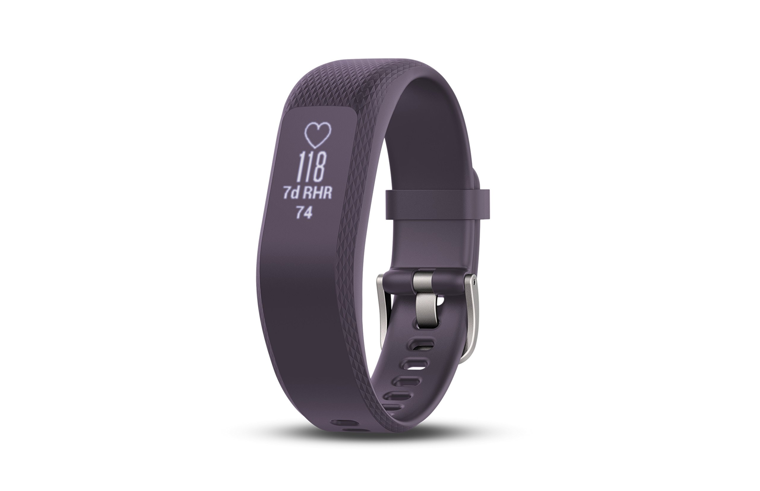 Best fitness trackers Garmin vívosmart 3, Fitness/Activity Tracker with Smart Notifications