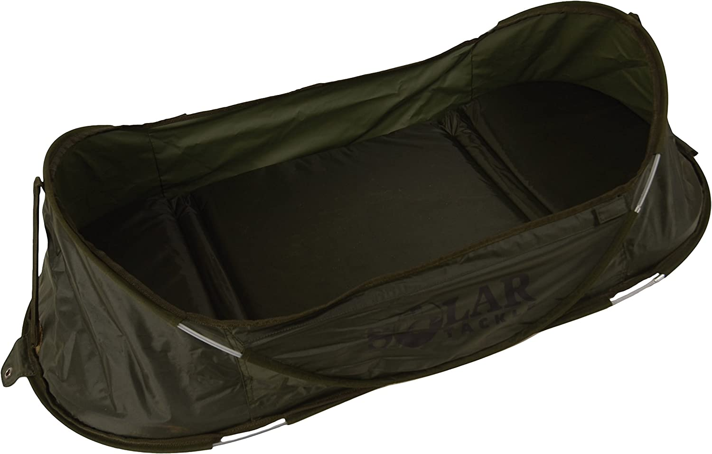 Solar Tackle UM02 Alarme de Morsure Unisex-Adult Petit Vert