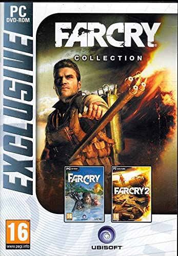 Far cry collection [Importación francesa]: Amazon.es: Videojuegos
