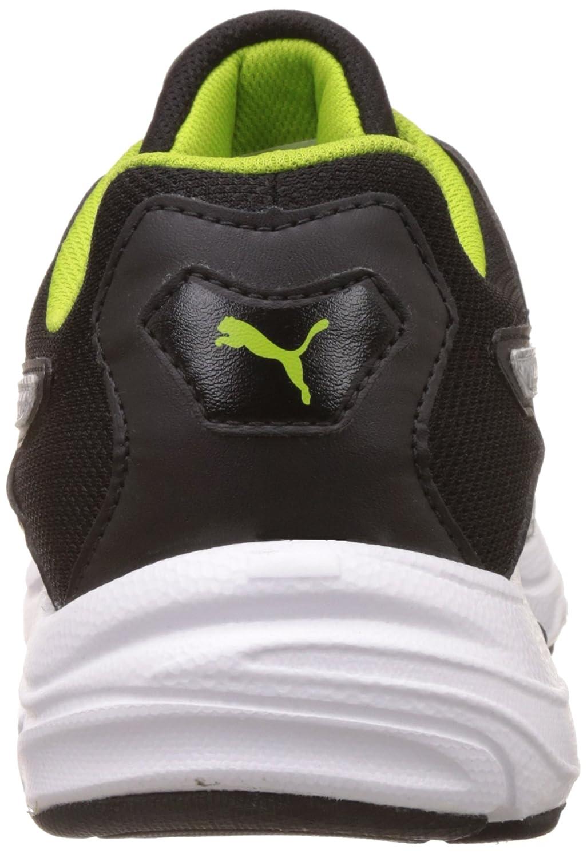 Puma Silver-Limepun Running Shoes