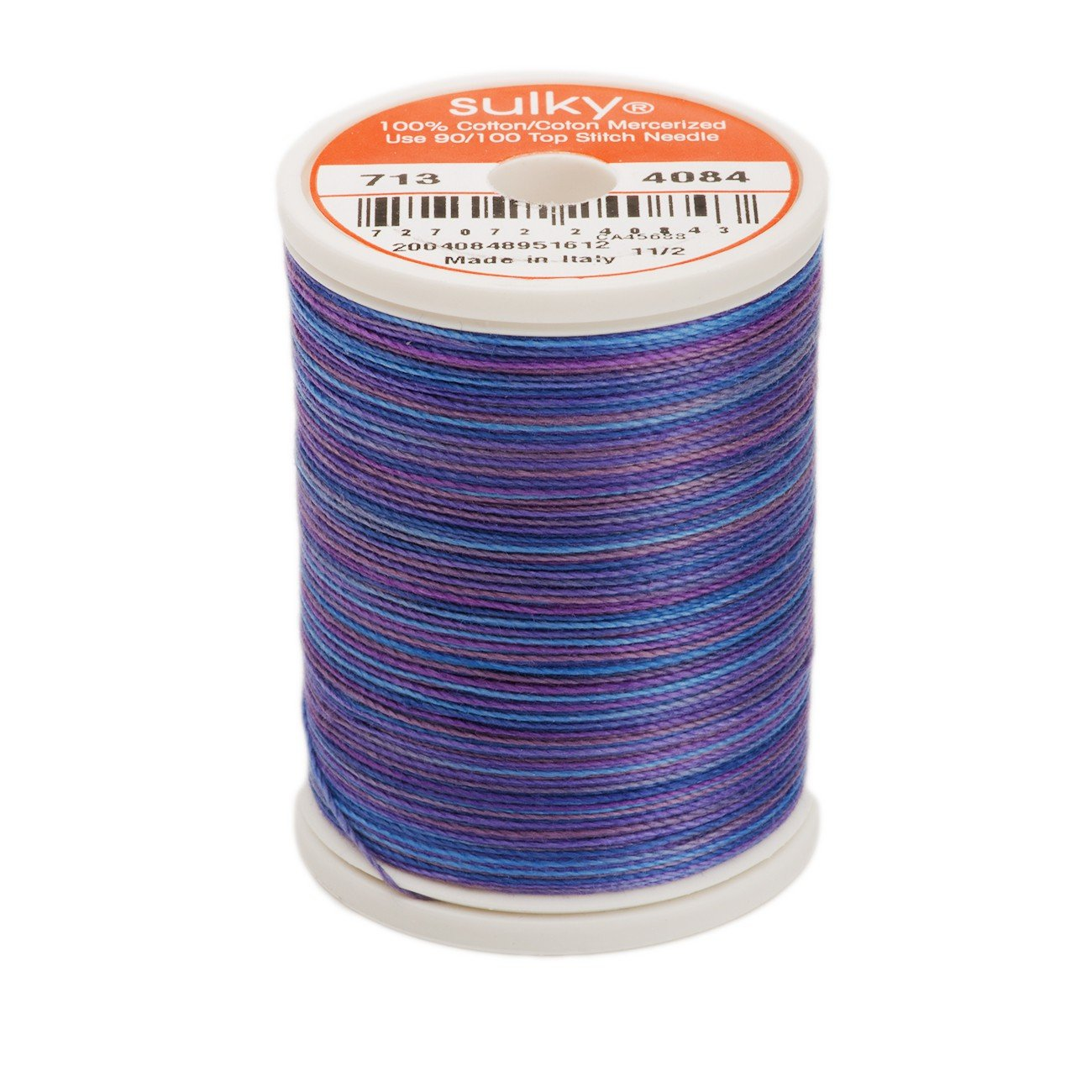 330-Yard Twilight Sulky 713-4084 12-Weight Cotton Blendable Thread