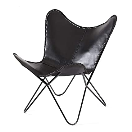amazon com madeleine home montreux iron bkf butterfly chair with rh amazon com
