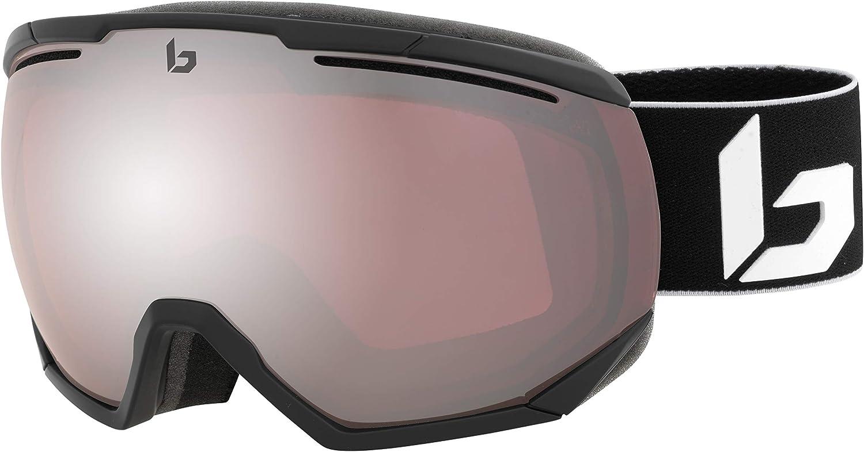 Matte Black Corp Boll/é Unisex-Adult Northstar Skibrillen Medium//Large