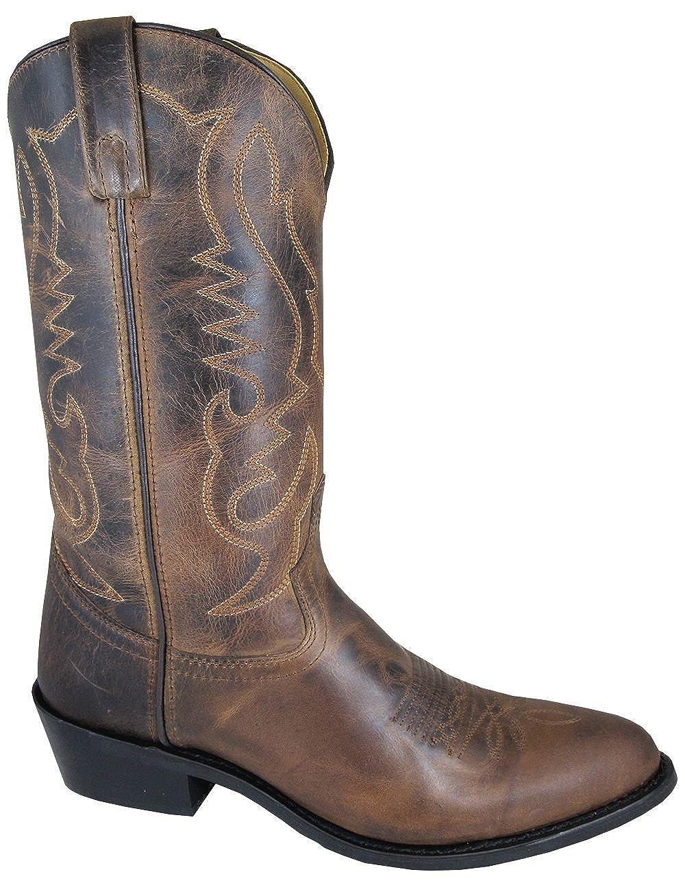 Smoky Mountain Mens Denver Round Toe Boots SMOKY MOUNTAIN BOOTS INC