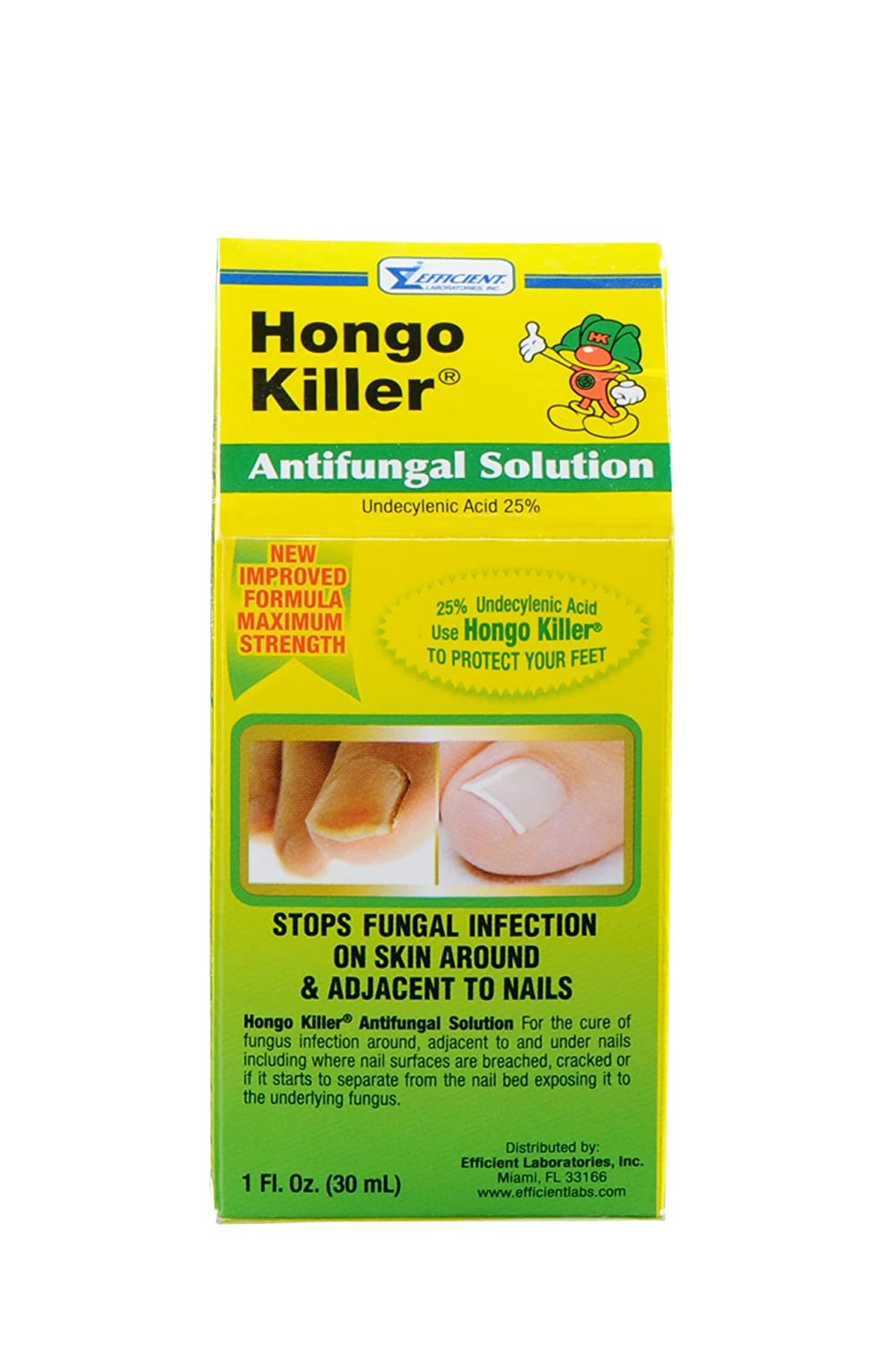 Amazon.com: Hongo Killer Solution, 1 Fluid Ounce: Health & Personal Care