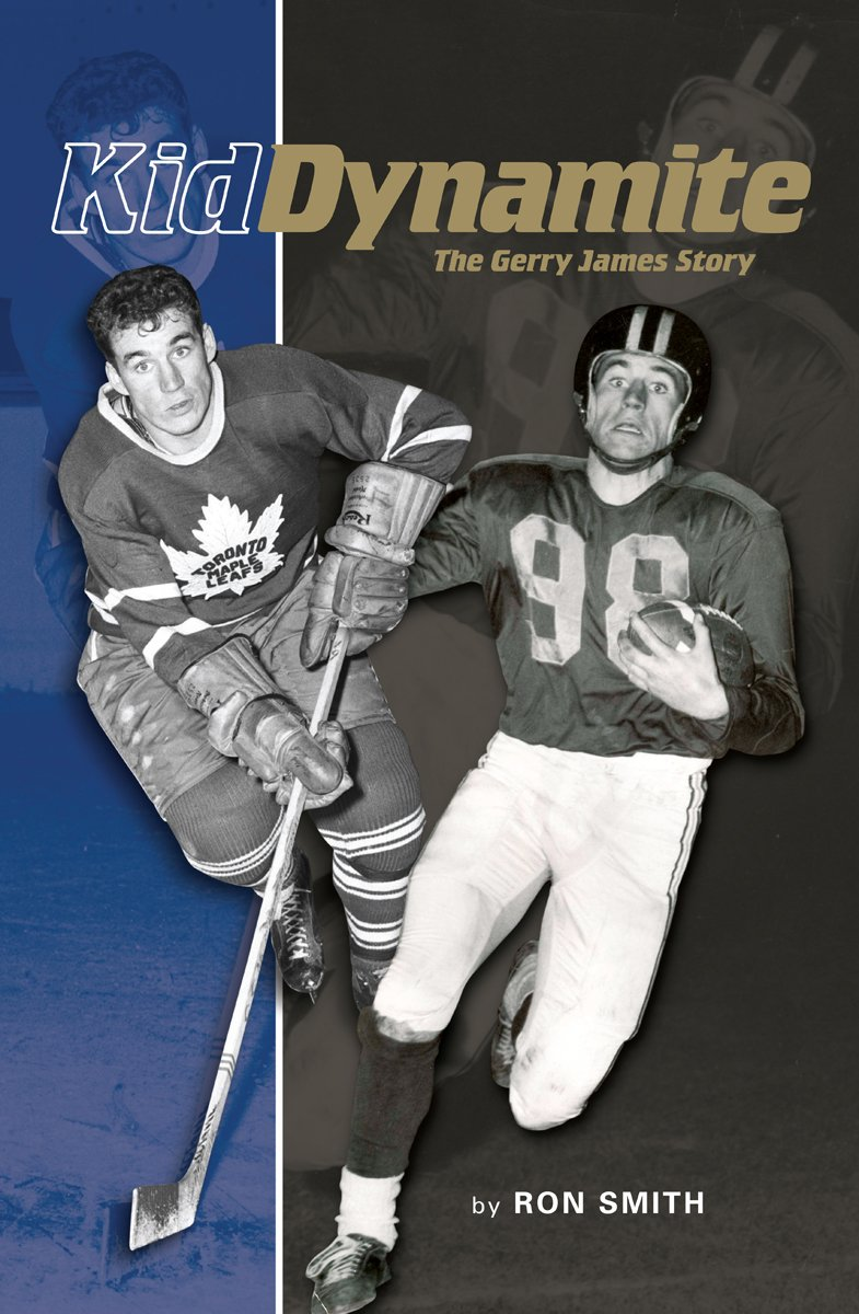 Kid Dynamite: The Gerry James Story: Amazon.es: Smith, Ron ...