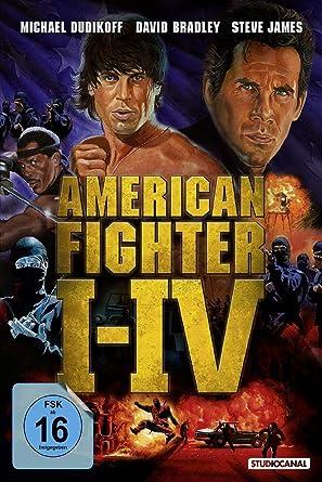 American Fighter I-IV [Alemania] [DVD]: Amazon.es: Michael ...