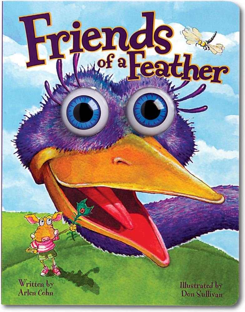 Download Friends of a Feather (Eyeball Animation): Board Book Edition ebook