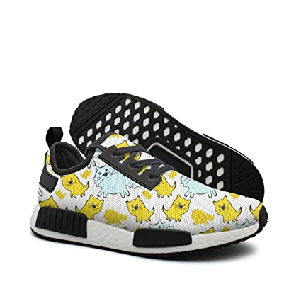 c91c8bc9618d5 Amazon.com: dkkdiehgk Cute Cats Kittens Mens Formal Shoes Organizer ...